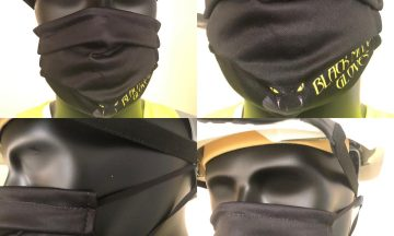 Black Mamba Branded Facemasks