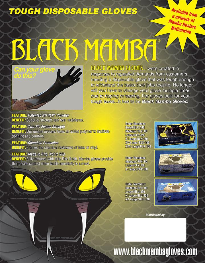 Black Mamba Flyer