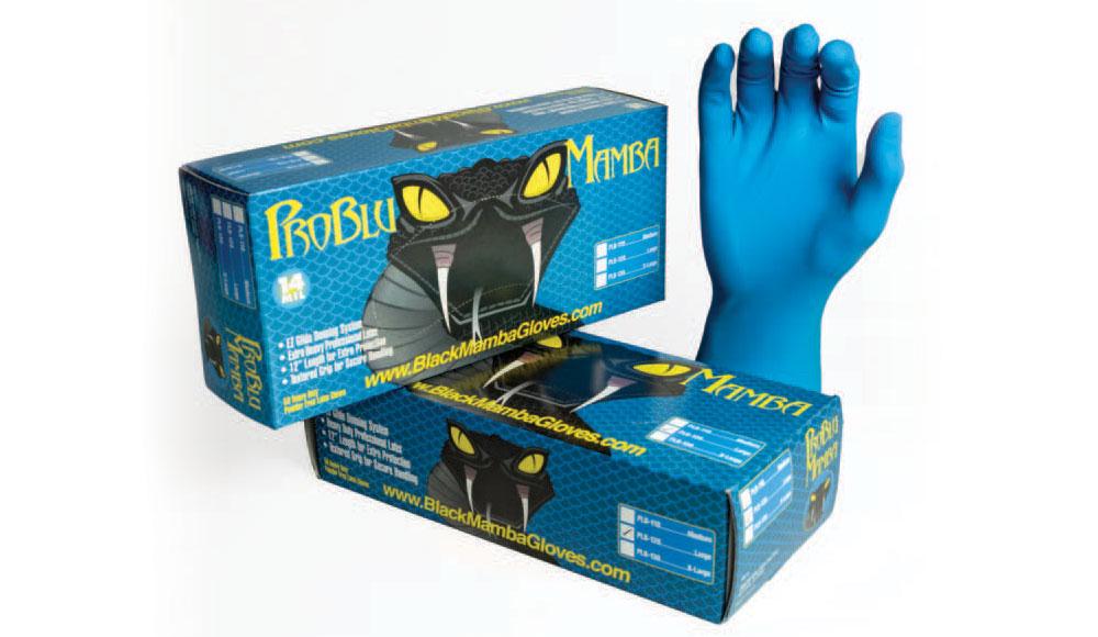 Problu Black Mamba Gloves